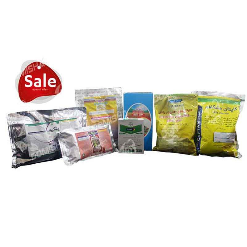 فروش انواع سم کشاورزی در بازار تهران